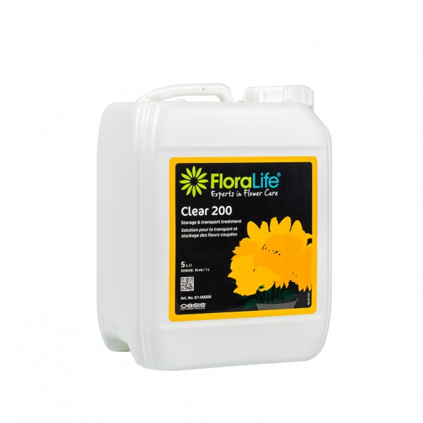 Floralife ® Clear 200 5 L