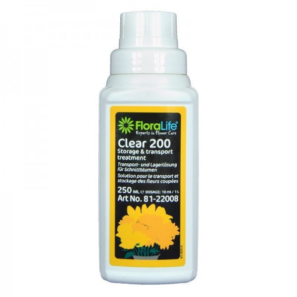 Floralife ® Clear 200 250 ml