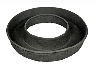 OASIS ® BLACK BIOLIT ® Ring Do Nasadzeń 28 cm